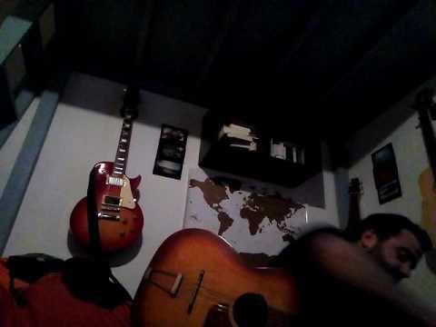 Louis bertignac - ces idées là (cover open de ré) - YouTube