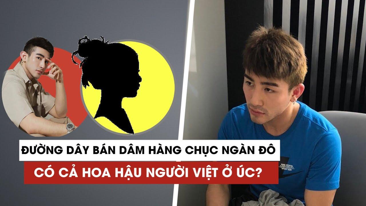 Bắt đường dây bán dâm hàng chục ngàn đô: Có cả hoa hậu người Việt ở Úc?