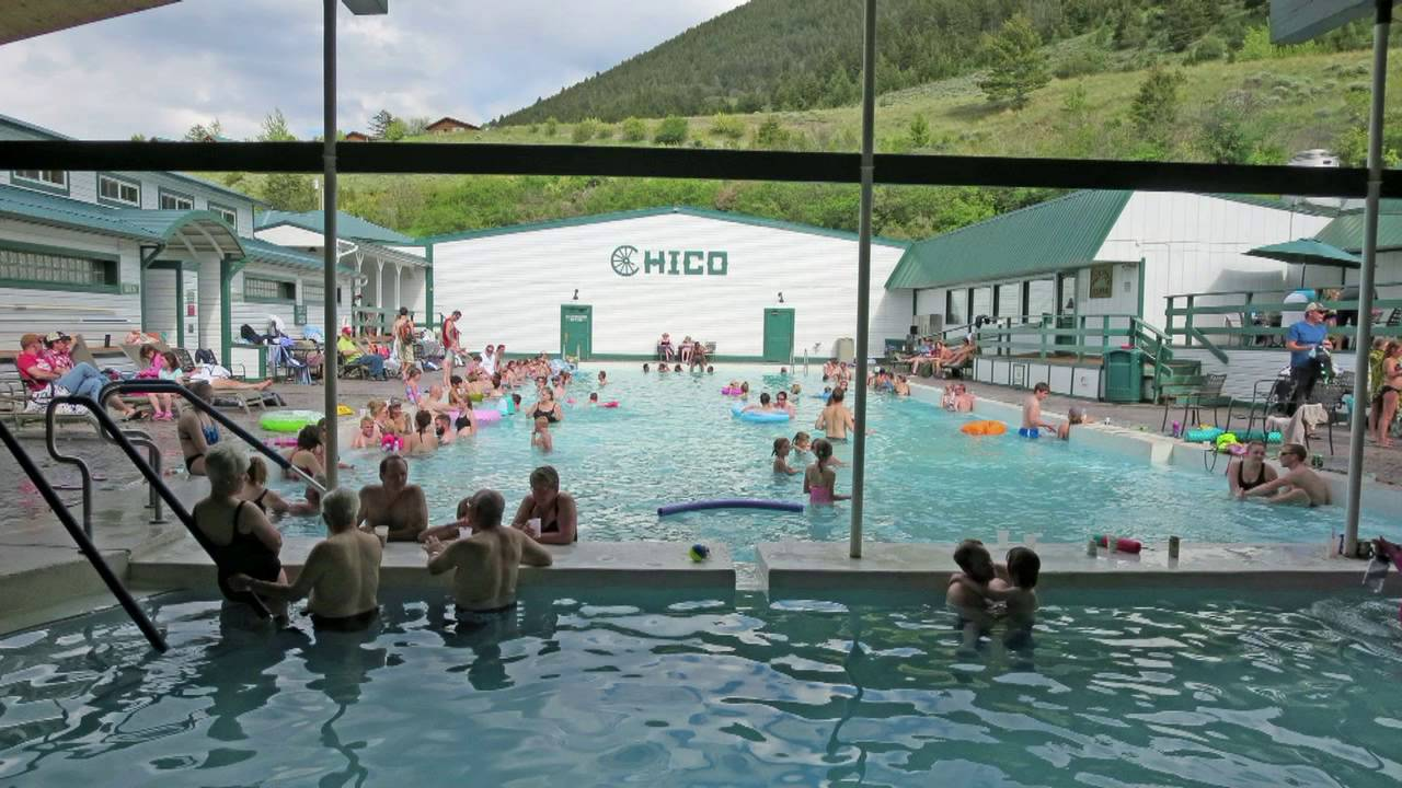 Chico Hot Springs Montana