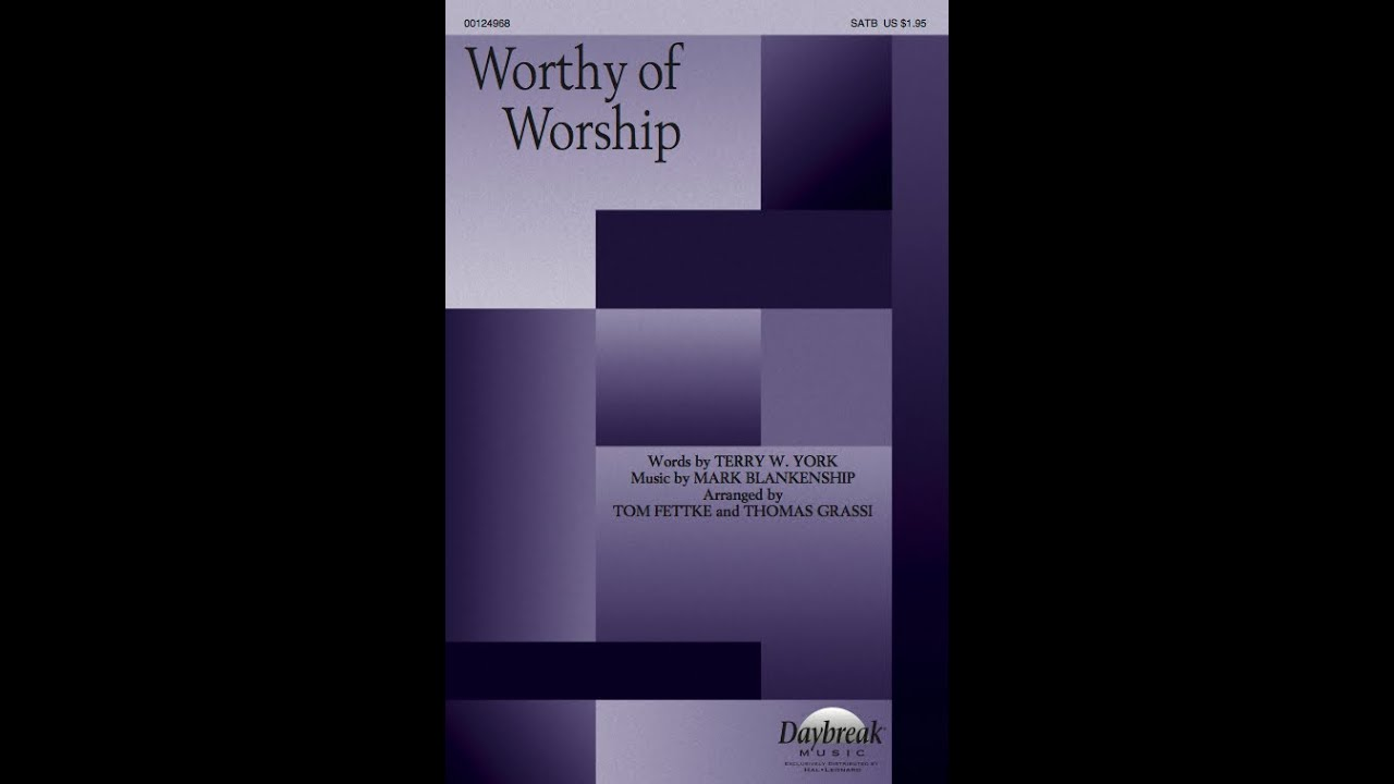 Worthy of Worship - Reflections on Music, Worship, and