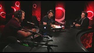 "Seth Rogen & Evan Goldberg Bring ""This Is The End"" To Studio Q"