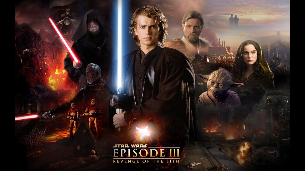 Star Wars: La venganza de los Sith (2005)
