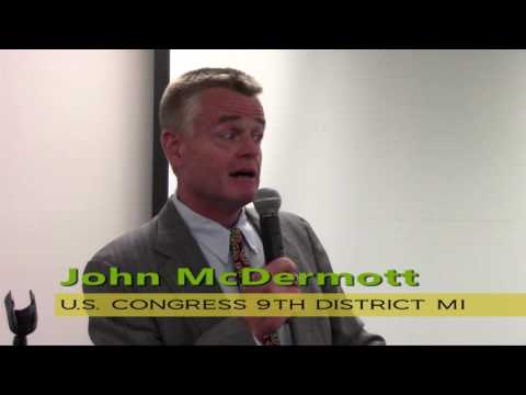 U.S. Congress Candidates Michigan Green Party 2016 Convention 7-30-16