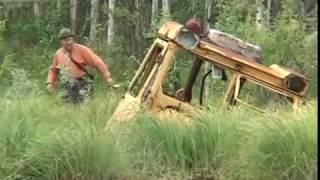 Экспедиция ТВ2 по 'мёртвой' дороге