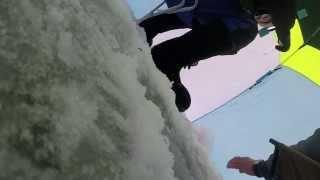 Декабрь 2014. Зимняя рыбалка на озере Большой Кременкуль