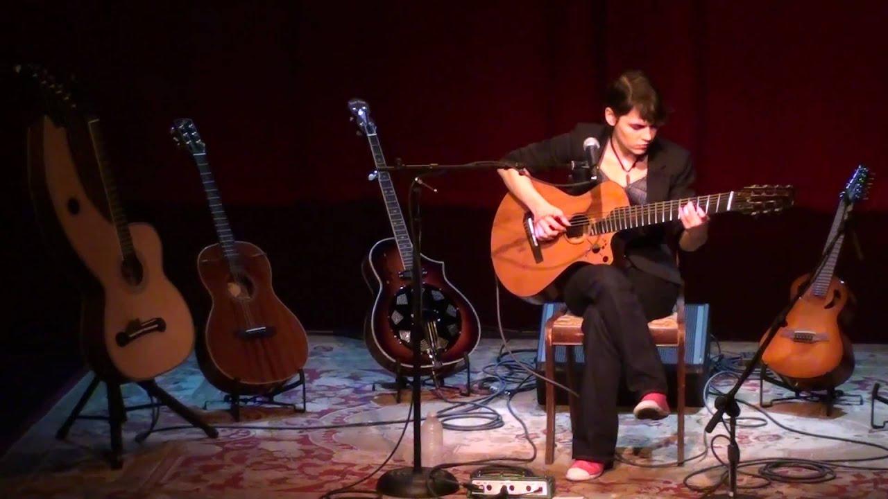 Kaki King Guitar : 3 18 kaki king nylon 7 string guitar banter doing the wrong thing acoustic hd youtube ~ Russianpoet.info Haus und Dekorationen