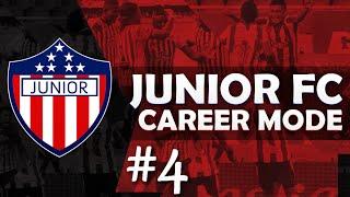 FIFA 15 Career Mode - MANCHESTER UNITED VS OUR TEAM! - Junior FC Career Mode S1E4