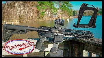 Stern Defense 45ACP AR-15 Conversion Kit Review