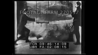 Vaudeville Act-Trick Photography 220537-27 | Footage Farm