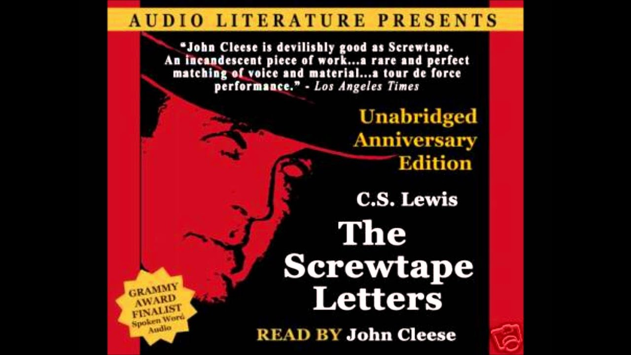 6 the screwtape letters narrated by john cleese youtube