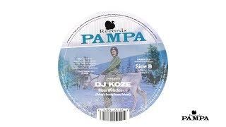 Dj Koze - Nices Wölkchen (Robag's Bronky Frumu Rehand) - (PAMPA021)