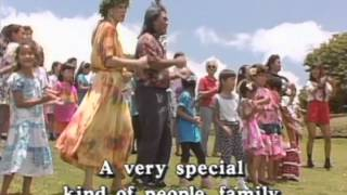 "We Are Family ""the Ohana Song"" - (Part 9 of 10) from Leon & Malia"