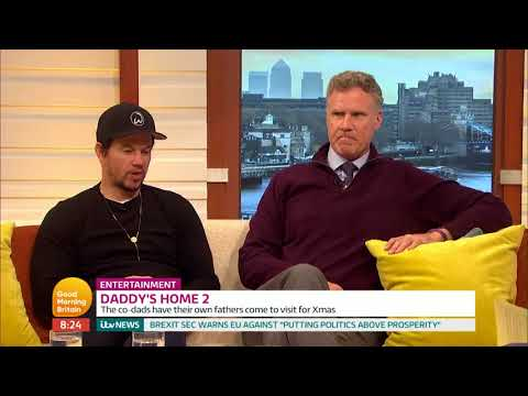 Mark Wahlberg talks about his team Barbados Tridents