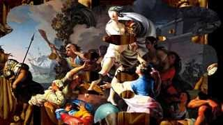 Carmina Burana ~ Fortuna Imperatrix Mundi - Fortune plango vulnera (Carl Orff ) - english lyrics