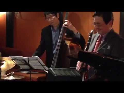 """""""Please don't talk about me when I'm gone"""" by ePAQ at Jazz & Bar em's in Ginza, Tokyo"""