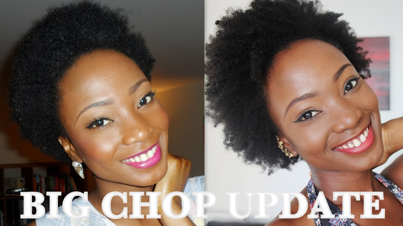 4b 4c Natural Hair Update e Year post Big Chop