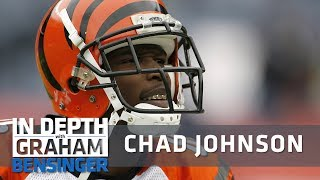 Chad Johnson: Tears of joy on draft day