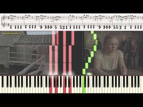 Холодное лето 53-го (Тема) (Ноты и Видеоурок для фортепиано) (piano cover)