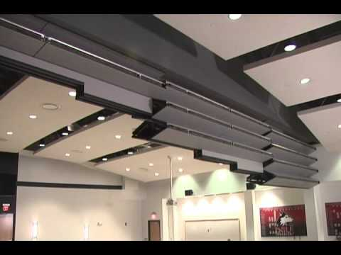 Vertical folding Partitions 2 - YouTube