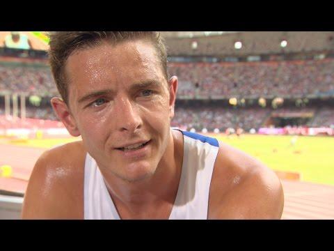 WCH 2015 Beijing - Tom Farrell GBR 5000m Heat 1