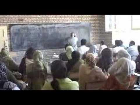 High school in Afghanistan