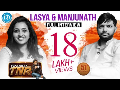Thumbnail: Anchor Lasya & Manjunath Exclusive Interview || Frankly With TNR #51 || Talking Movies #310