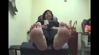 wide soft mature soles