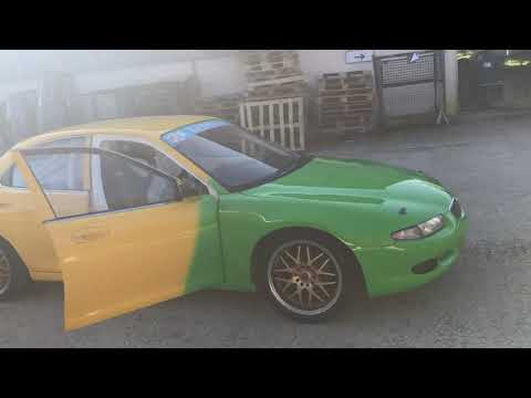 Mazda Xedos 6 Track Car - Bradley James Classics