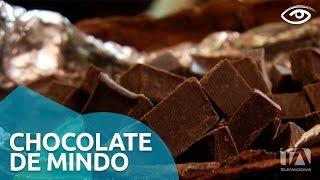 Chocolate de Mindo - Día a Día - Teleamazonas