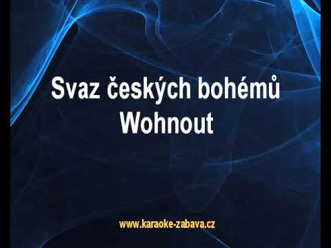 Svaz českých bohémů - Wohnout Karaoke tip