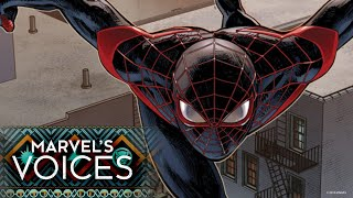 What's In Store for Miles Morales in His New Series? | Marvel's Voices