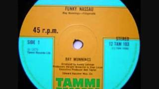 Ray Munnings - Funky Nassau - 1979