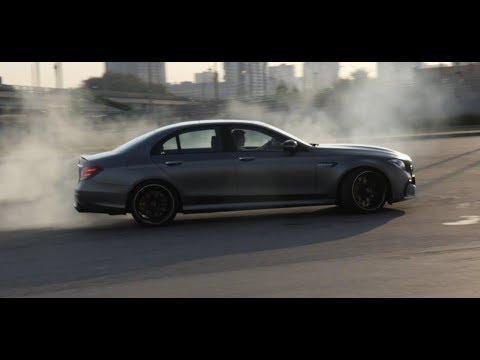 Тест-драйв Mercedes-AMG E 63 S 4Matic+ (10-минутная версия) // АвтоВести Online