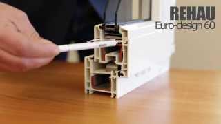 Профильная система Rehau Euro Design 60 - описание, характеристики, преимущества(, 2015-04-08T08:43:37.000Z)