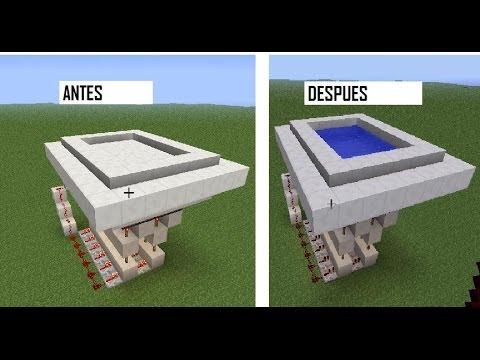 C mo hacer una piscina automatica f cil y sencillo youtube for Como construir una piscina
