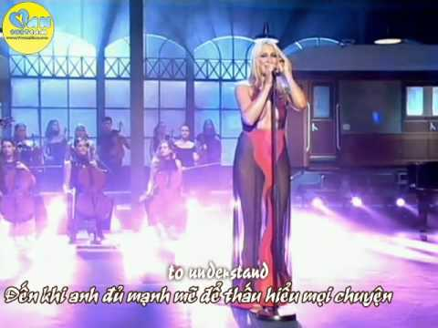 [Lyric+Vietsub YANST] From Sarah With Love - Sarah Connor