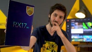 Ekrandan parmak izi okuyan OPPO RX17 Pro kutusundan çıkıyor!