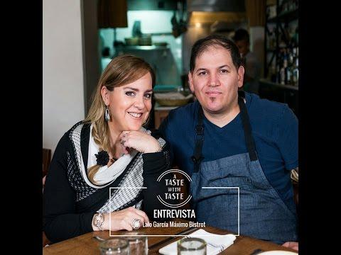 Entrevista con Eduardo García, chef de Maximo Bistrot