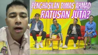 Download lagu Dimas Ahmad Sudah Berpenghasilan Ratusan Juta Per Minggu?  | BUKAN BISIK BISIK (30/11/20) Part 2