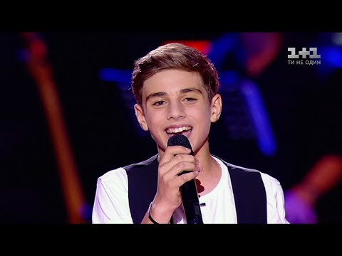 Ernest Gogiya 'Can't stop the feeling' – The knockouts – Voice.Kids – season 4