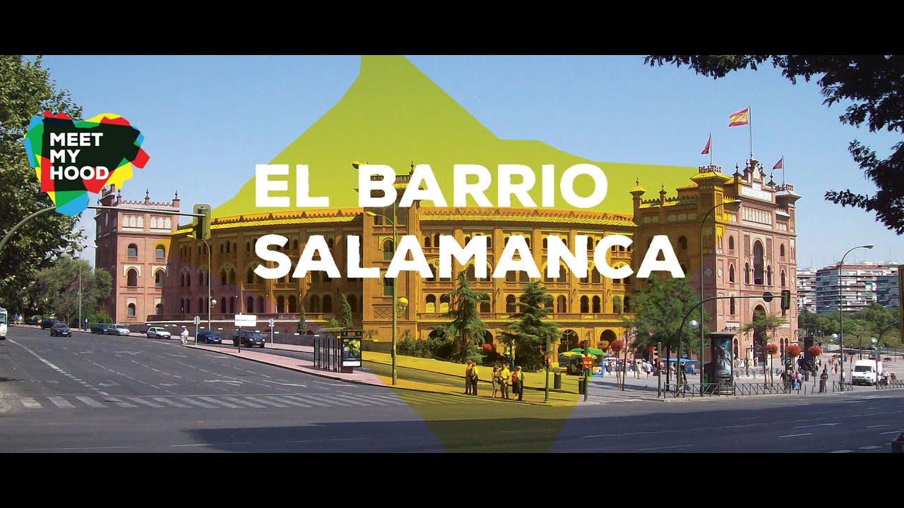 Meet my hood el barrio salamanca madrid youtube - Barrio salamanca madrid ...
