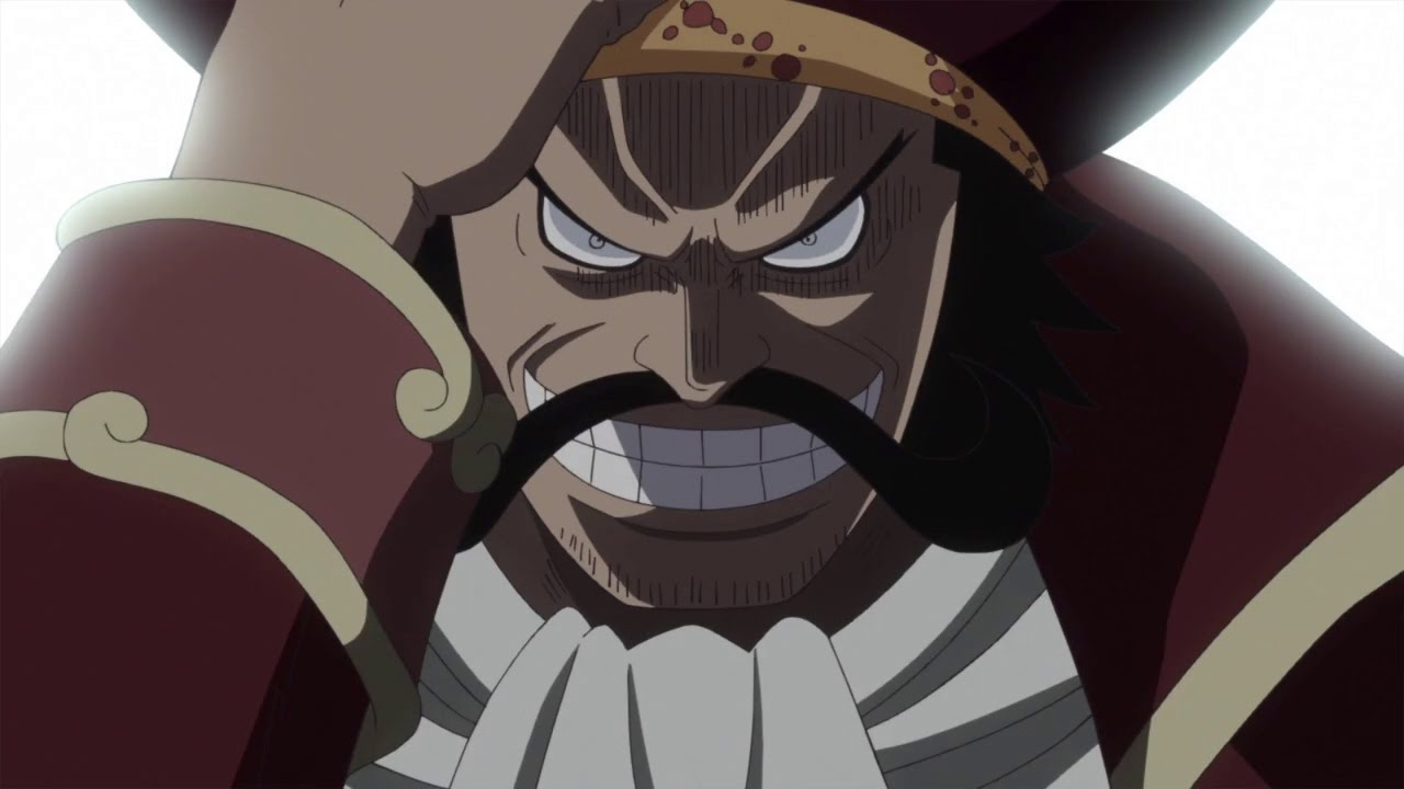 One Piece Episode 770 ワンピース Anime Review - Roger and Oden ...