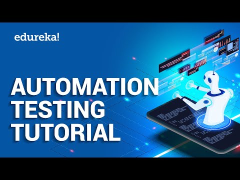 automation-testing-tutorial-for-beginners-|-software-testing-certification-training-|-edureka