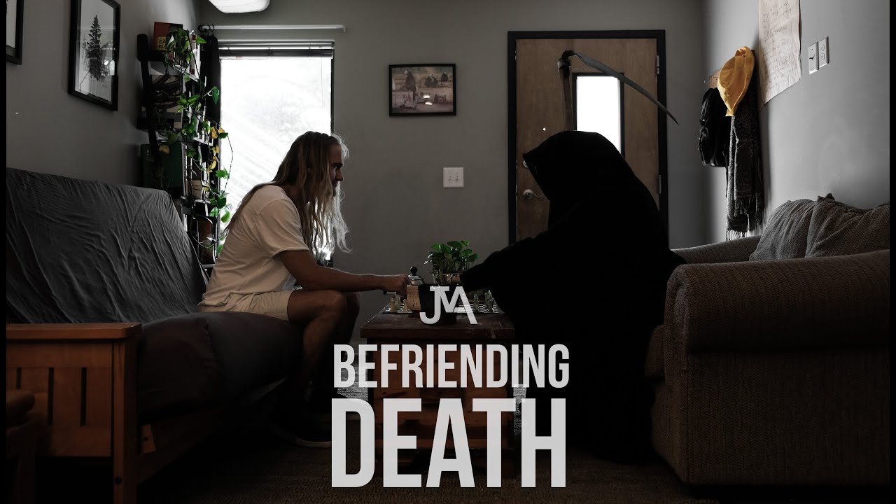 JMA - Befriending Death (Official Spoken Word Video)