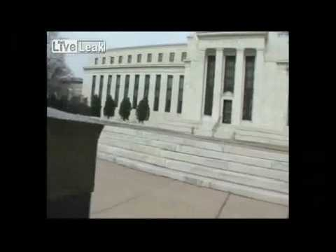 Reporters threatened with arrest for filming private Federal Reserve building
