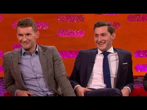 Marion Cotillard can't understand the O'Donovan Brothers | The Graham Norton Show
