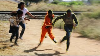 SUPERSTITIOUS TOKOLOSHE PRANK ON AFRICANS!! | theboys