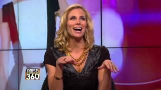 "Brooke Burns gives all the details about her game show ""The Chase!"""