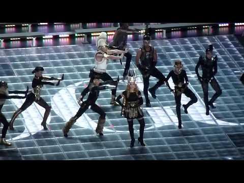 Madonna - Vogue - LIVE (HD) - Super Bowl XLVI - Indianapolis, IN - 2/5/12