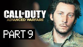 Call of Duty: Advanced Warfare Walkthrough Part 9 - Bio Lab (PS4 Gameplay Commentary)